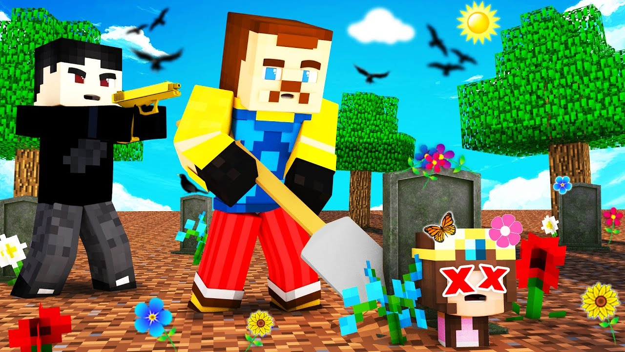 how to download hello neighbor minecraft