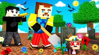 Minecraft - HELLO NEIGHBOR - KILL THE NEIGHBOR!