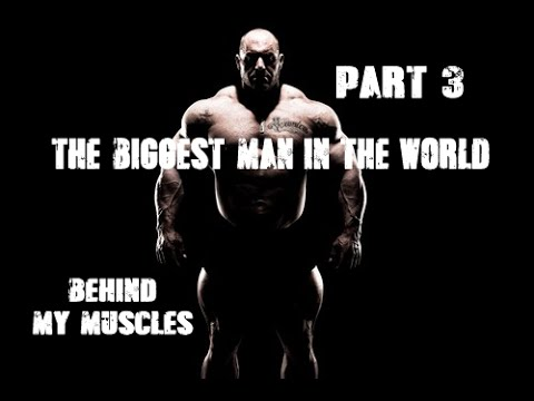 The return of IFBB Pro Martin Kjellström Part 3 - at Scandinavian power WKND