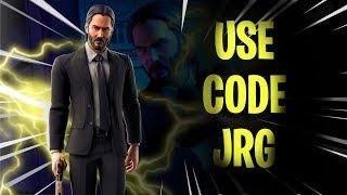 John Wick Challenges || Fortnite : India || Use Code - JRG || ! Member