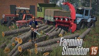 lecooo wióry czyli Zawód Drwal ㋡ Boluśowo v7 ☆ Farming Simulator 15 MP #2 ㋡ Bronczek & MafiaSolec