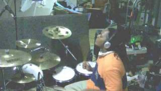 Usher drum cover You Make Me Wanna @marcusthomas88