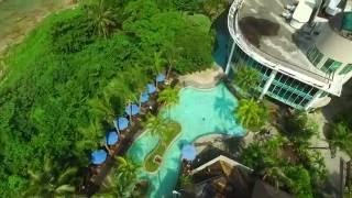 墾丁/悠活渡假村/YOHO Resort/空拍/DJI/Phantom/UHD 4K