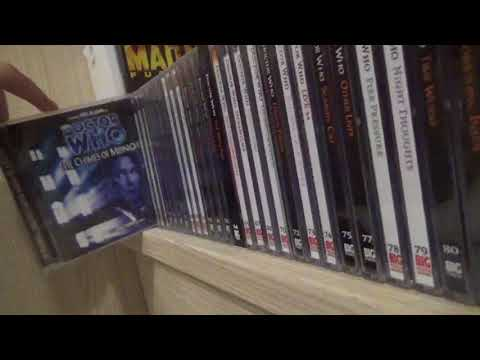 Doctor Who Big Finish Collection May 2018