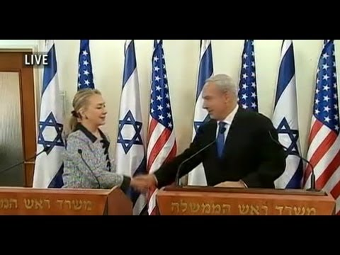 Secretary Clinton On Mideast Ceasefire: 'America's Commitment To Israel's Security Is Rock Solid'