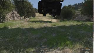 ARMA 3 / HMG / Mad Track