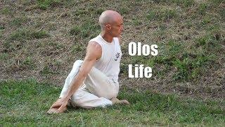 Olos life - Ardha Matsyendrasana  - Energy purification (Yoga dinamico, esercizi  e autoguarigione)