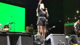 Blondie - Everybody Must Get Stoned • Red Hat Amphitheater • Raleigh, NC • 8/5/2017