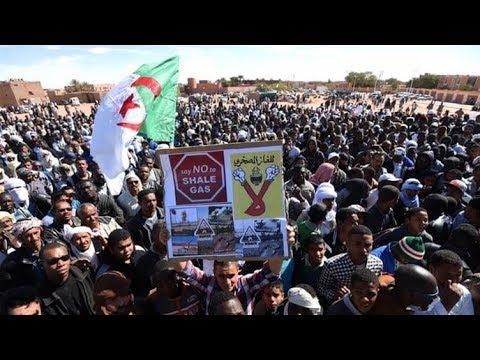 الجنوب الجزائري.. تساؤلات عن التنمية ومشروع الغاز الصخري