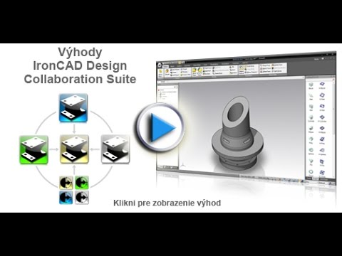 IronCAD Design Collaboration Suite 2019 Free Download