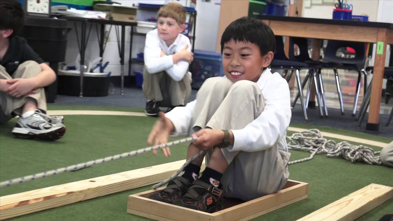 Third Grade Friction Experiment - YouTube