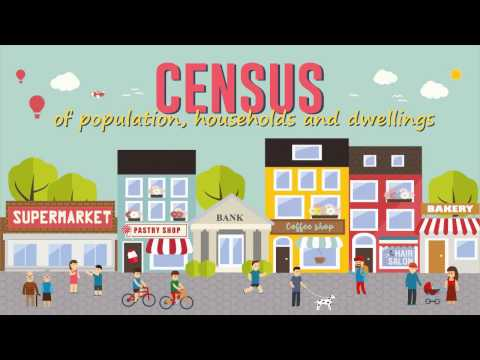 Census of population, households and dwellings