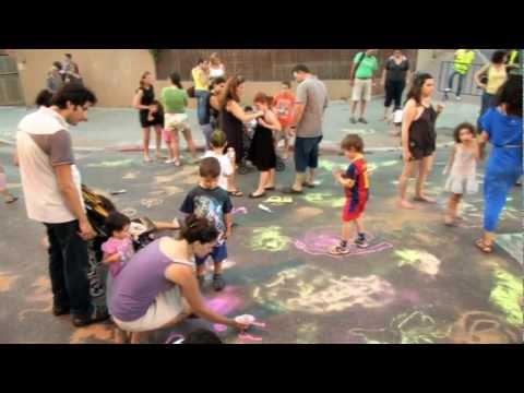 Ramat Hasharon Puts Art Out On The Street
