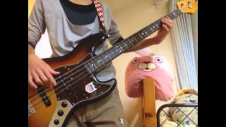 Maximum the Hormone Zetsubou Billy 【Bass Cover】 マキシマムザホル...