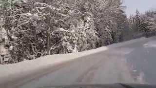 Каргополь - Пудож, февраль 2011(, 2011-03-09T14:31:33.000Z)
