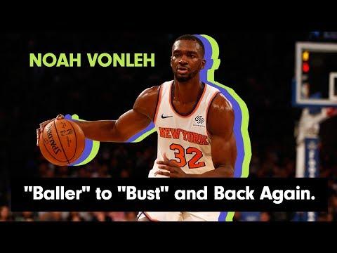 Noah Vonleh Revisits His Dominant High School Highlights