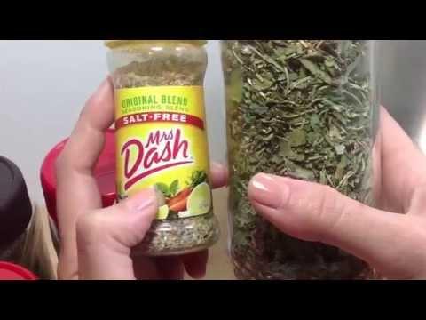 Comprei Mostrei: Mrs Dash - Salt Free