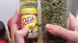Comprei Mostrei: Mrs Dash - salt free Thumbnail