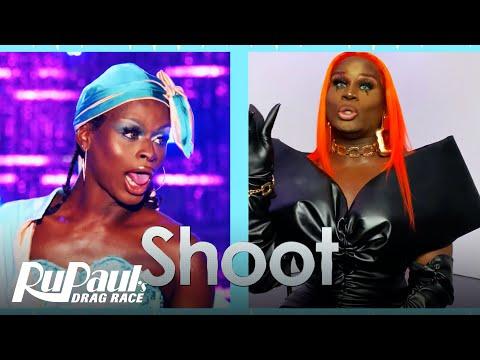 Drag Race Season 13 Queens Toot & Boot Their Sisters' Fashions 😂 RuPaul's Drag Race