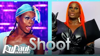 Drag Race Season 13 Queens Toot & Boot Their Sisters' Fashions 😂 RuPaul's Drag Race