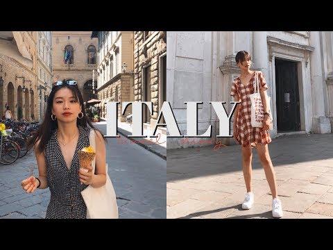 ITALY TRAVEL DIARY 2018
