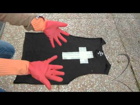 DIY • Bleach T-Shirt