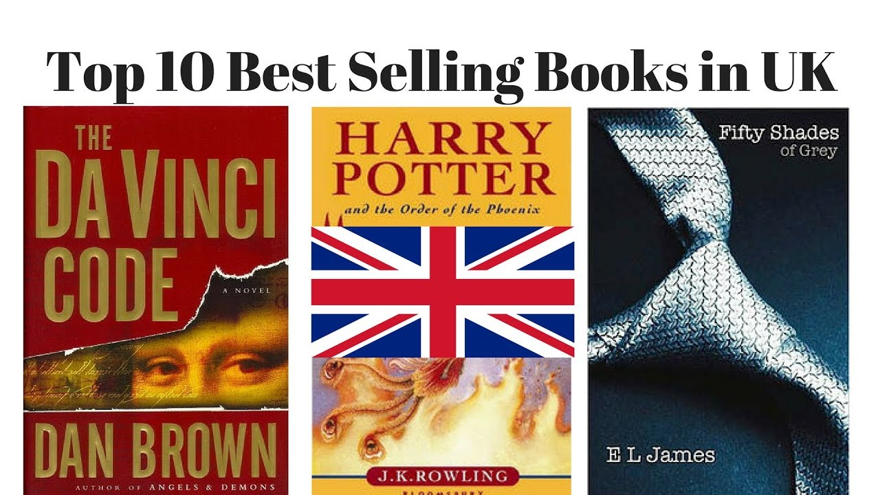 Top 10 Best Selling Books of All Time in UK:You Should Also Read