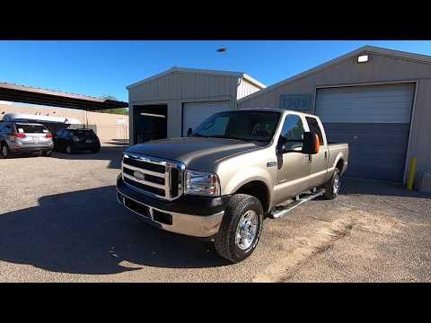 2006 Ford F250 Diesel 4x4 King Ranch Wheel Kinetics | Doovi
