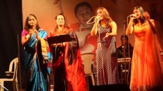 লোকগীত মেডলি ll Medley Bengali Folk Songs ll  BCRC Ahmedabad