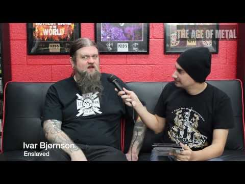 Interview with Ivar Bjørnson of Enslaved