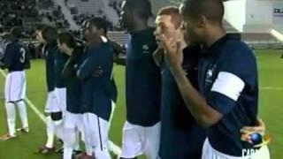 Colombia Campeon del Torneo Esperanzas de Toulon!