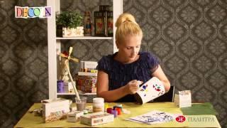 Мастер-класс по росписи керамики(Мастер-класс по росписи керамики, видео с сайта http://www.kraski-kisti.ru - магазин для художников., 2011-11-09T08:45:43.000Z)