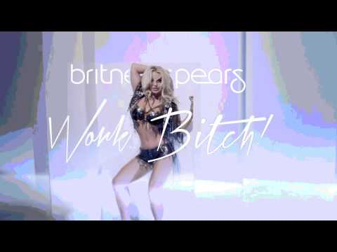 Britney Spears - Work Bitch (Extended Stems Mix)