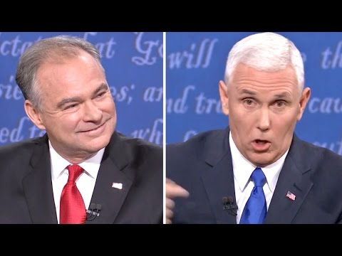 VP Debate Highlights: Mike Pence is Destroyed by Donald Trump