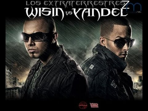 Wisin Y Yandel -  Los Extraterrestres (Full Album)