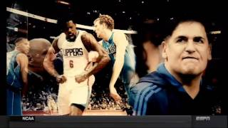 ESPN promo for Mavericks-Clippers