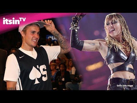 Justin Bieber: Doppeldate  mit Miley Cyrus & Cody Simpson?