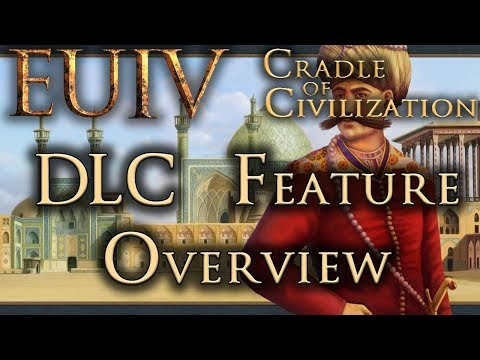 Europa Universalis IV: Cradle of Civilization - DLC Feature Overview