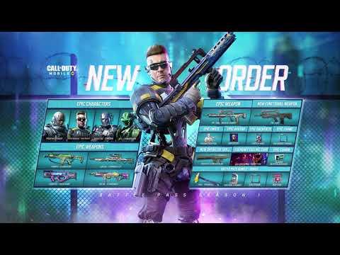 Call of Duty®: Mobile - Season 1 New Order | Battle Pass Trailer