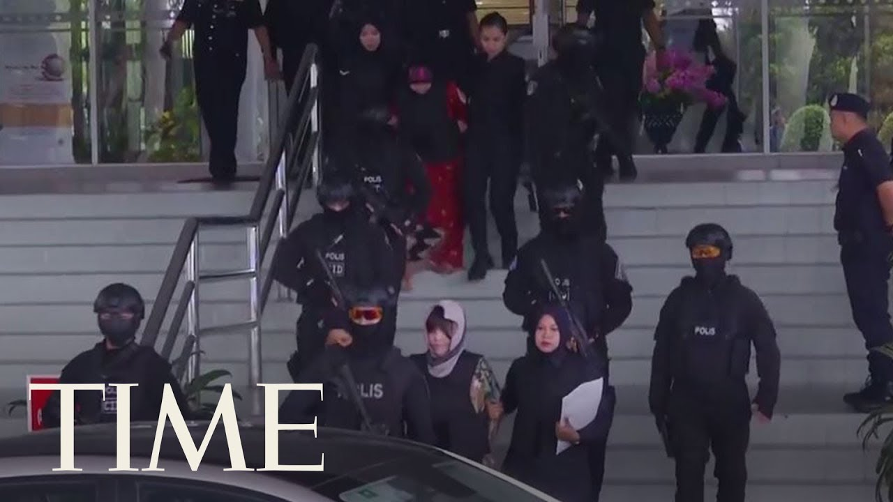 Women's trial In Kim Jong Nam killing heads To defense phase | TIME