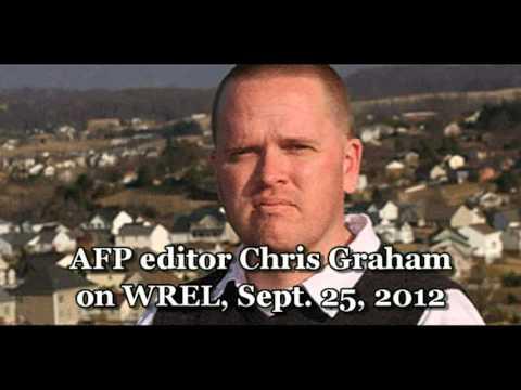AFP on WREL 9-25