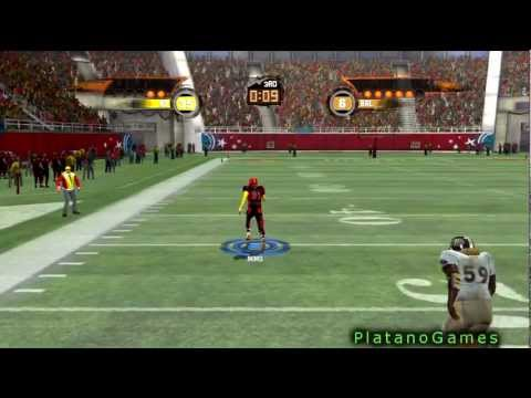 Blitz: The League II - 2012 Season: Week 2 - Baltimore Bearcats vs New York Immortals - HD