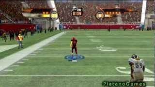 Blitz: The League II - 2012 Season: Week 2 - Baltimore Bearcats vs New York Immortals - HD