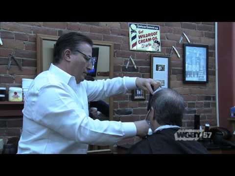 Italian Americans: Tony's Barber Shop | Connecting Point | Feb, 4, 2015