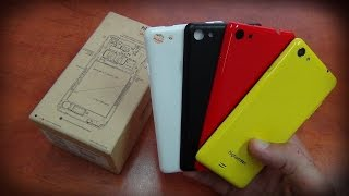 Highscreen Omega Prime S. Сверхлегкий Android смартфон / Арстайл /