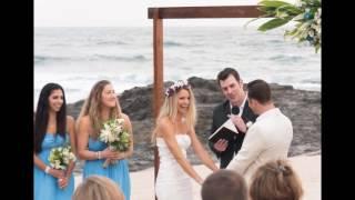 Playa Langosta Costa Rica Wedding - Keeley + Steve