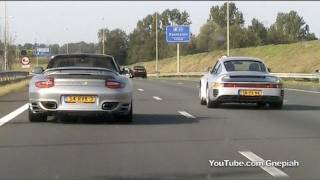 Porsche 911 Turbo S Edition 918 Spyder 2011 Videos