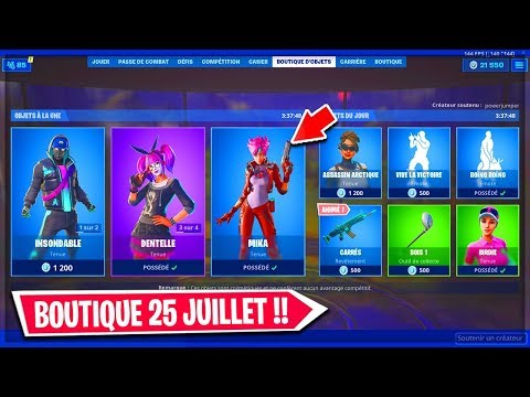 boutique-fortnite-du-25-juillet-2019-!-item-shop-fortnite-25-july-2019-!