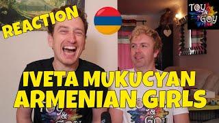 """Iveta Mukuchyan - Armenian Girls - REACTION - Ô»ŐľŐĄŐżŐˇ Ő""""Ő¸Ö'ŐŻŐ¸Ö'ŐąŐµŐˇŐ¶"""