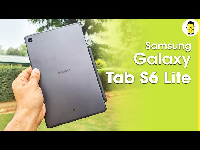 Samsung Galaxy Tab S6 Lite review | Cutting the right corners?